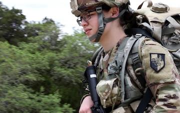MIRC Best Warrior Competition Land Navigation