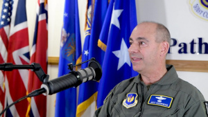 Interview with General Harrigian, USAFE-AFAFRICA Commander