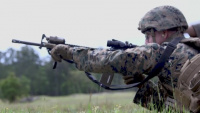 U.S. Marines conduct immediate action drills during exercise Dynamic Cape 21.1