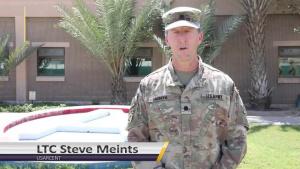 USAR Birthday shoutout - LTC Steve Meints