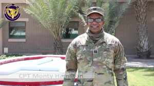 USAR Birthday shoutout - CPT Monty Hamilton