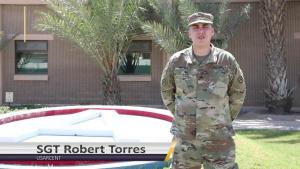 USAR Birthday shoutout - SGT Robert Torres