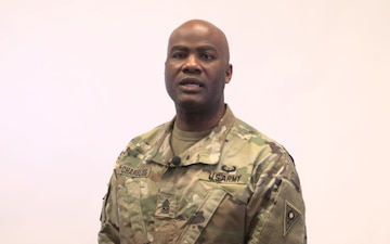Ohio Army National Guard State CSM Safety Message