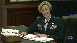 Military Leaders Speak to Senate Committee on Technology