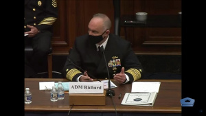 DOD, Stratcom, Spacecom Leaders Brief House Committee on FY 2022 Budget