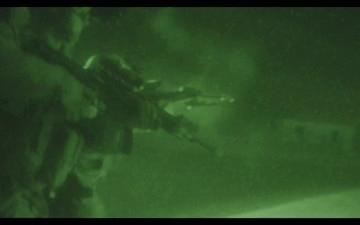 WTI Assault Support Training 4 B-Roll