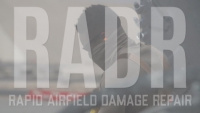 RADR – Rapid Airfield Damage Repair at AUAB