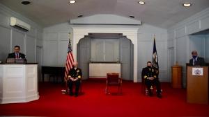 Mr. Hoffer Retirement Ceremony