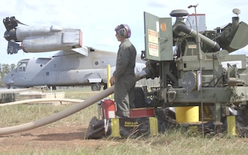 MRF-D conducts FARP exercise at RAAF *B-Roll*