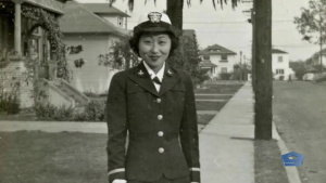 Women In the Navy: Susan Ahn Cuddy