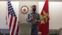 Camp Pendleton Marines raise awareness through art