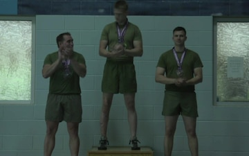 Awards Ceremony: 2021 Marine Corps Trials - East Coast Region - Swimming