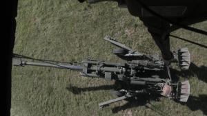 Rolling Thunder 21.2 artillery raid