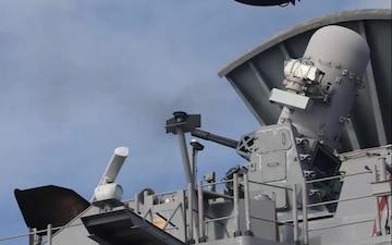 USS Makin Island CIWS