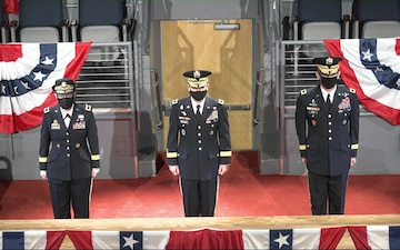 Retirement Ceremony in Honor of BG Tammy Smith and BG Ronald T. Stephens