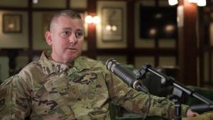 Interview with Chief Master Sergeant Daniel R. Keene