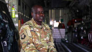 From Lost Boy to Airman: SrA Francis Andrew