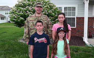 Atlanta Braves - MLB Shout Out - MSgt Chuck Broadway