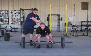 How to Deadlift with the South Carolina National Guard