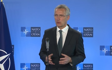 Remarks by NATO Secretary General Jens Stoltenberg and His Majesty King Abdullah II ibn Al Hussein of the Hashemite Kingdom of Jordan