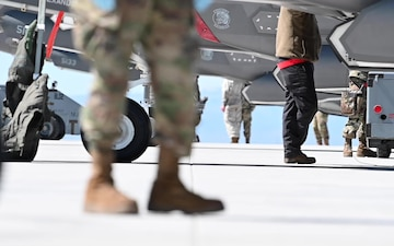 34th Fighter Generation Squadron conducts Agile Combat Employment Exercise