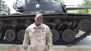 U.S. Army Cpt. Foxx gives a Mothers day shoutout; They reside in Columbia, S.C., Honolulu, HI, Fort Mill, S.C., Lawton, OK