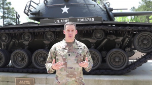 U.S. Army Central: LTC Wiley gives a Mothers day shoutout; Resides in Sumter, South Carolina