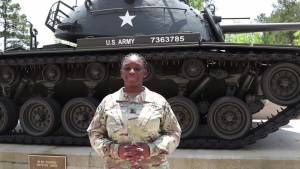 SGM Parks (USARCENT) Mother's Day Message