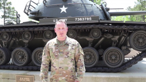 MAJ Hobbs (USARCENT) Mother's Day Message
