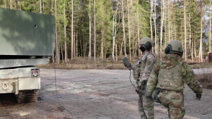 41st FAB Fires Shock Estonia LFX