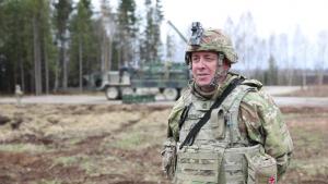 Interviews from 41st FAB Fires Shock Estonia LFX