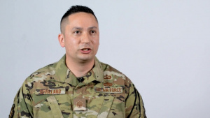 Asian Pacific American Heritage Month: MSgt Sevillano