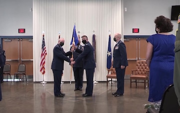 171 ARW Change of Command