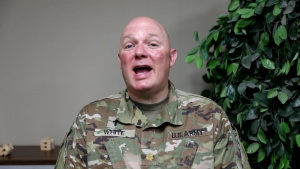 Chaplain (MAJ) Josh White Mother's Day Message