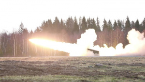 MLRS LFX kicks off Fires Shock in Estonia
