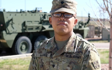 Lawton-raised Soldier supports Army National Hiring Days 2021