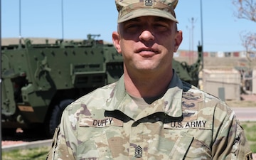 Pittsburgh-raised First Sergeant supports Army National Hiring Days 2021