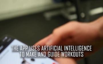 Volt Fitness App