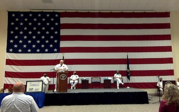 Naval Information Forces Change of Command