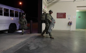 82nd Airborne Division Departs for Swift Response 2021