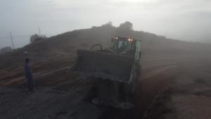 Catalina Road Repair: Heavy Equipment Operators
