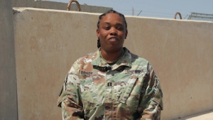 1st Theater Sustainment Command Mother's Day Shout Outs 2021