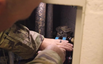 Arizona Guardsman Support Yuma County Sheriff's Office