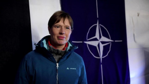 DEFENDER-Europe 21 JFE interviews with President of Estonia and Estonian Chief of Defense