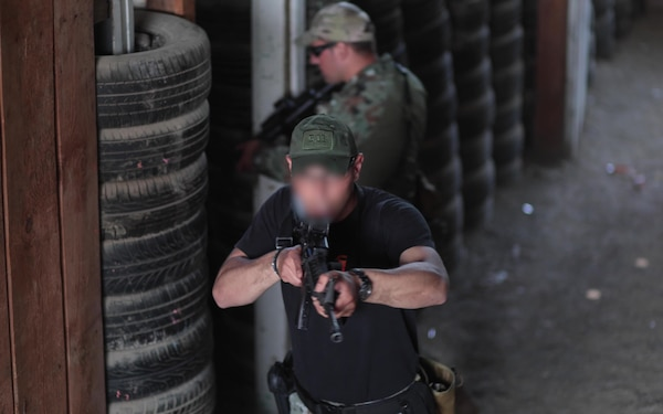 Special Forces from North Macedonia and U.S. Participate in Trojan Footprint 21