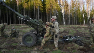 3-82nd conducts air assault operations in Estonia
