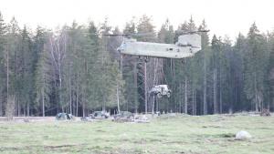 Swift Response 21 Air Assault exercise Estonia