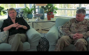 Lt. Gen. Kirk Smith and Family Mental Health Awareness Story
