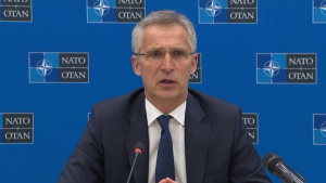 NATO Secretary General speaks with the leaders of the Bucharest 9 Initiative ahead of NATO Summit