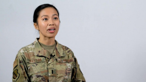 Asian Pacific American Heritage Month: 1st LT Pastor